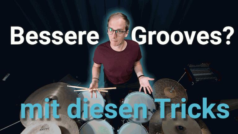 Schlagzeug Anfänger Grooves