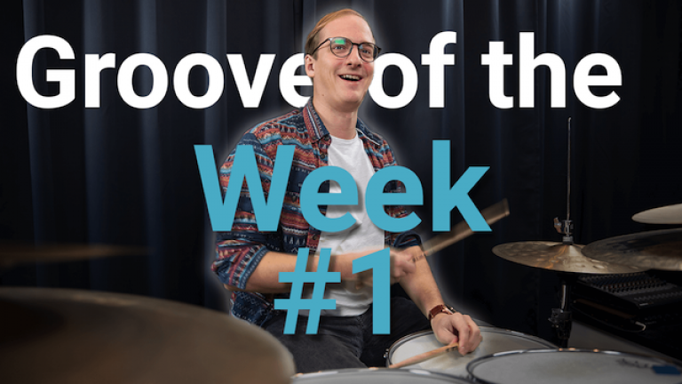 Groove of the week - Episode 1